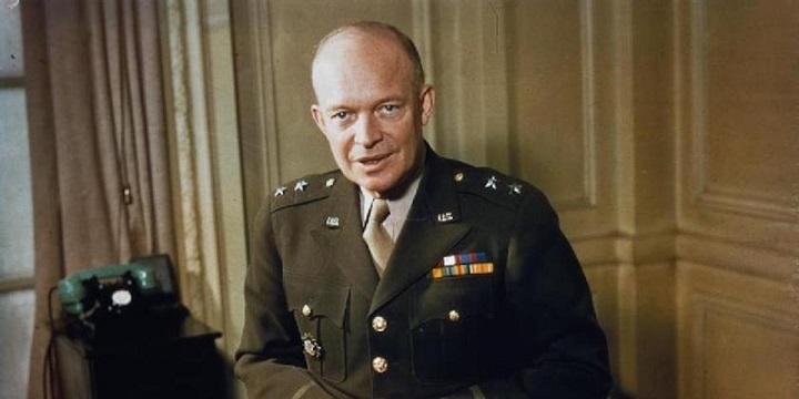 Biografi Dwight D. Eisenhower, Presiden Amerika di Masa Perang Dunia, naviri.org, Naviri Magazine, naviri majalah, naviri
