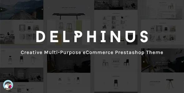 Best Creative Multi-Purpose Prestashop Theme