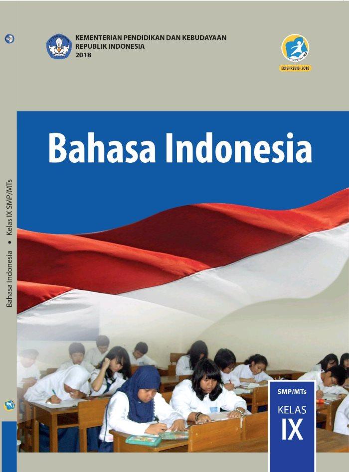 Buku Siswa SMP Kelas 9 Bahasa Indonesia