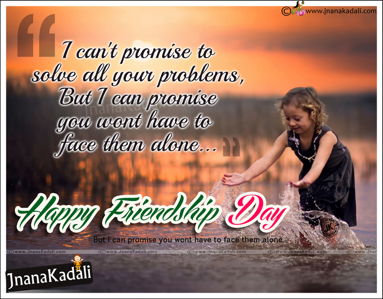 Happy Friendship Day English latest Messages with hd ...