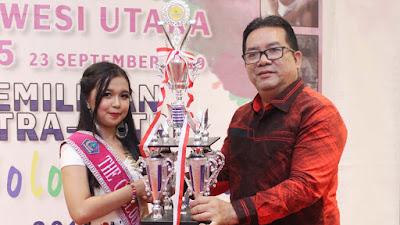 Lagi-lagi Selina Sabet Gelar Juara Umum
