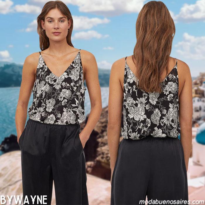 pantalones de verano 2021 mujer