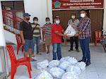 PT. ARCHI Indonesia Salurkan Bantuan Untuk Warga Isoman Di Lingkar Tambang Minut