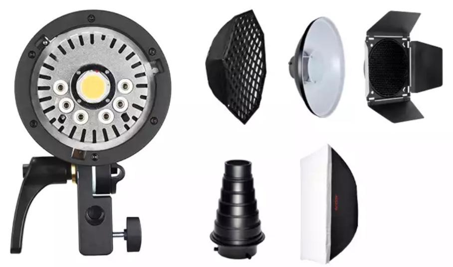 Модификаторы света для AD600 Pro