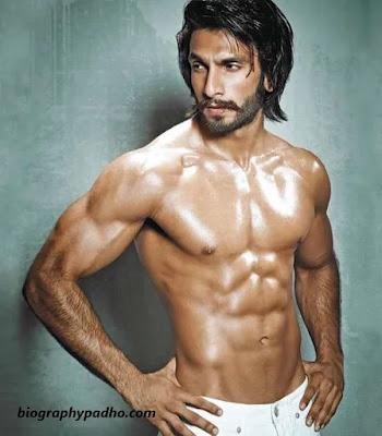 Ranveer Singh Biography, Age, Wife, करियर और परिवार