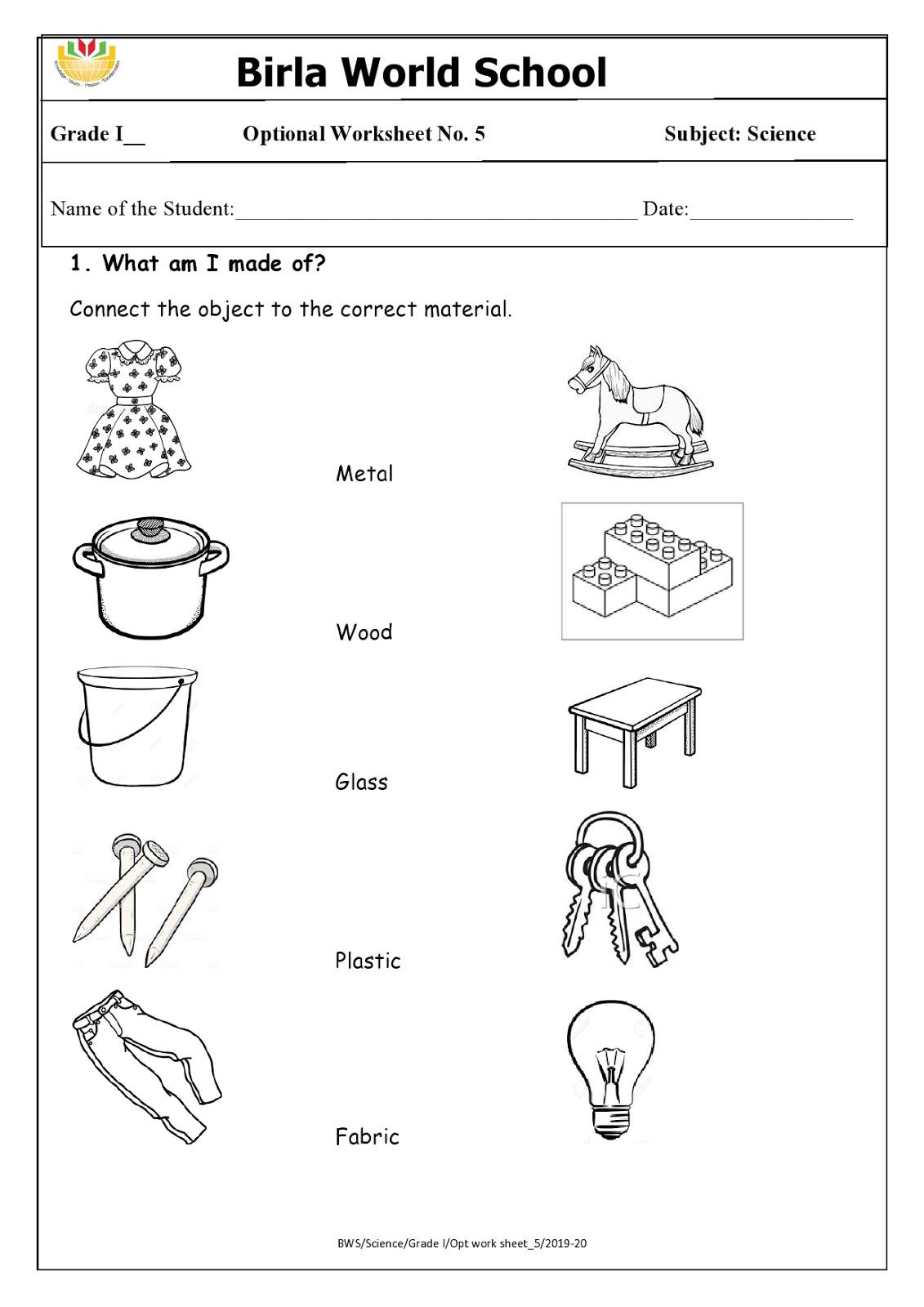 small resolution of WORLD SCHOOL OMAN: Homework for Grade 1 as on 18-02-2020