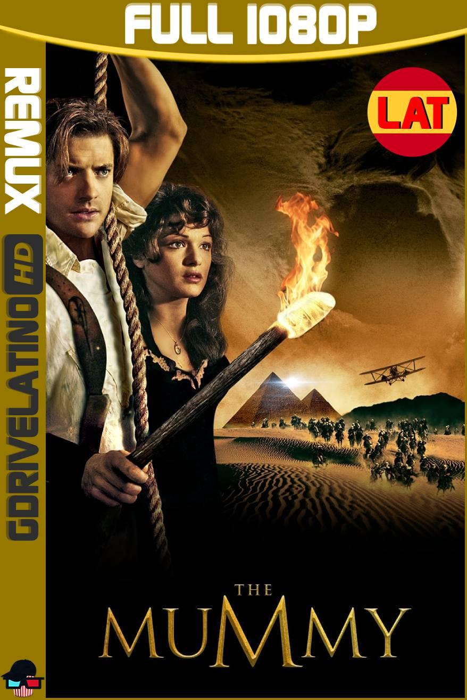 La Momia (1999) BDRemux 1080p Latino-Ingles MKV