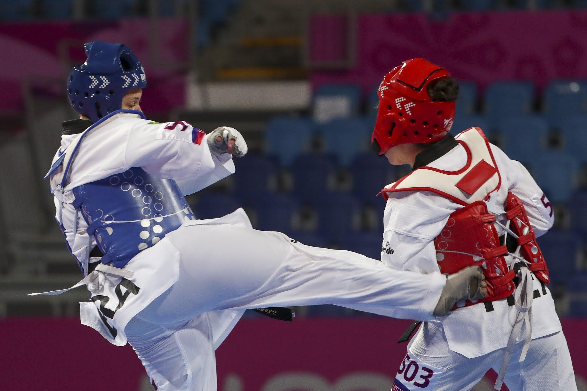 Parataekwondo nas Paralimpíadas
