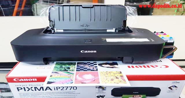 Cara Instal Printer Canon ip2770 Tanpa CD  (Tutorial Instal Printer Canon ip2770 Tanpa CD  Untuk Operator Dapodik)