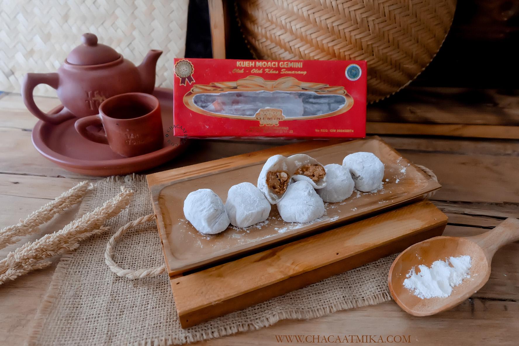 Review Kueh Moaci Gemini Semarang Original Tepung