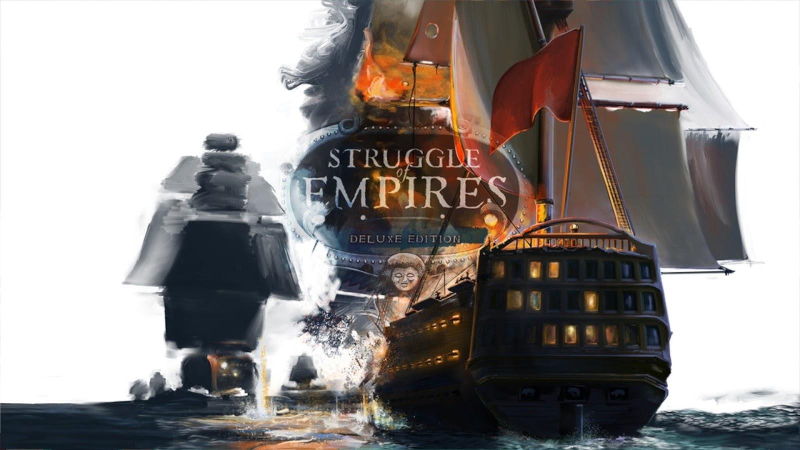 Kickstarter Highlights - Struggle of Empires Deluxe