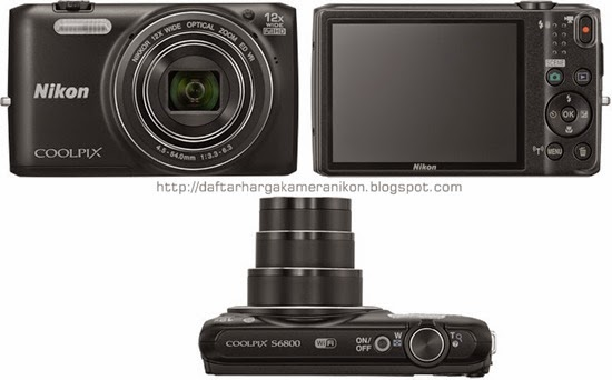 Harga Nikon S6700