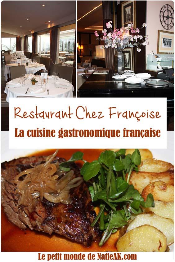 Avis restaurant Paris Chez Françoise