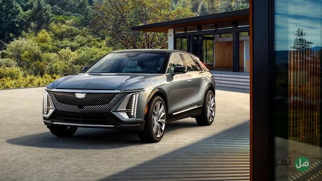 السيارة الكهربائية المستقبلية  2023 Cadillac Lyriq السعر و المواصفات