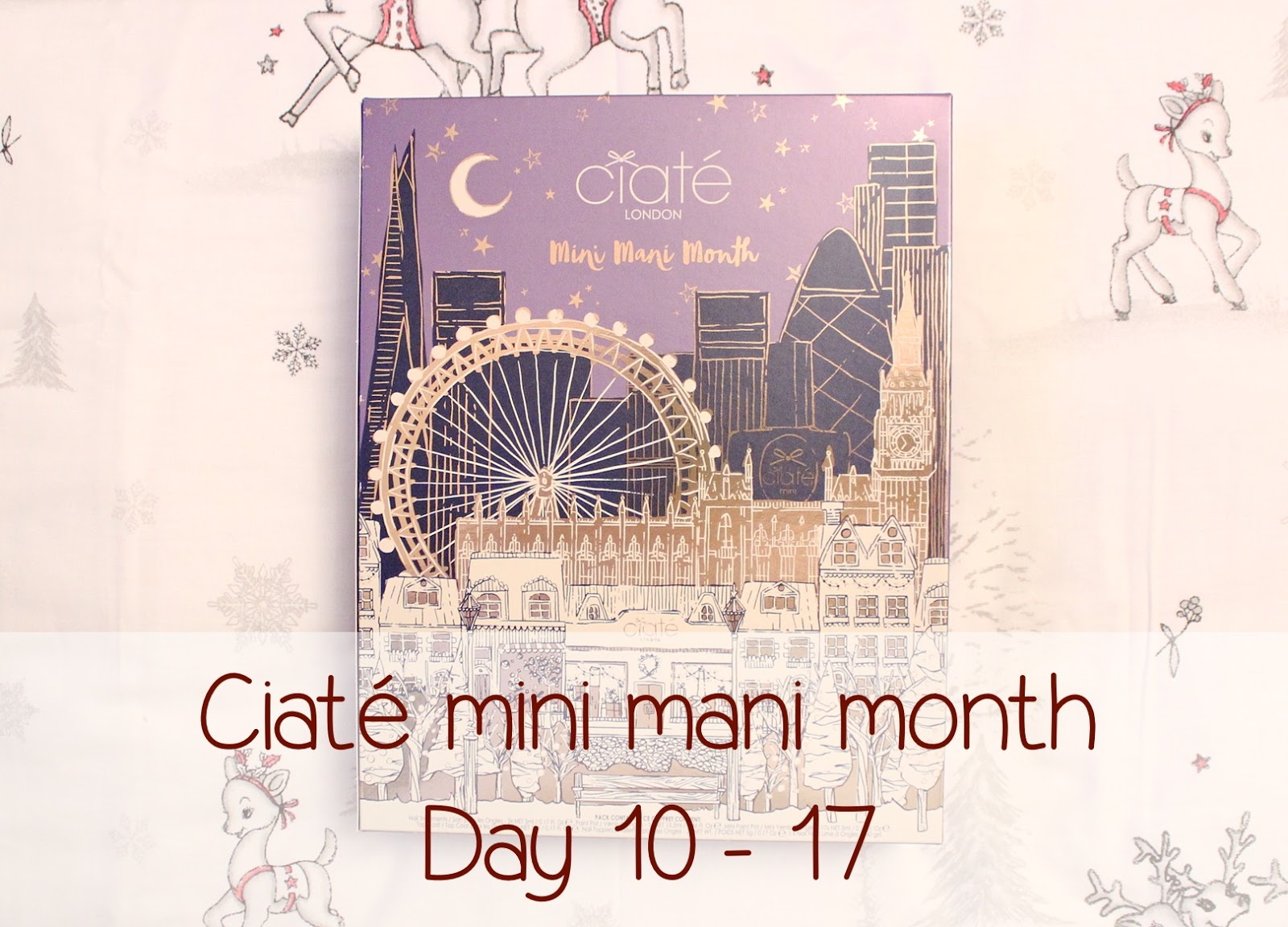 Ciaté Mini Mani Month - Day 10 - 17