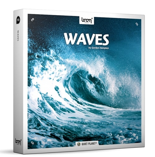 Download Free Boom Library Waves [WAV]