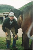 Bryan Farcus on farriery and hoof care basics