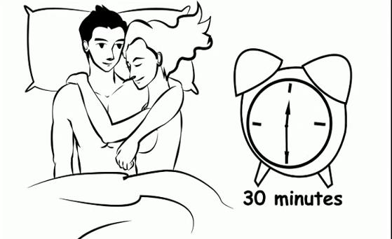 Intercourse Duration 43