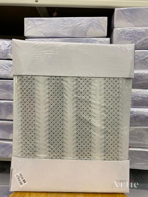 Hotfix stickers dmc rhinestone aplikasi tudung bawal fabrik pakaian line tebal