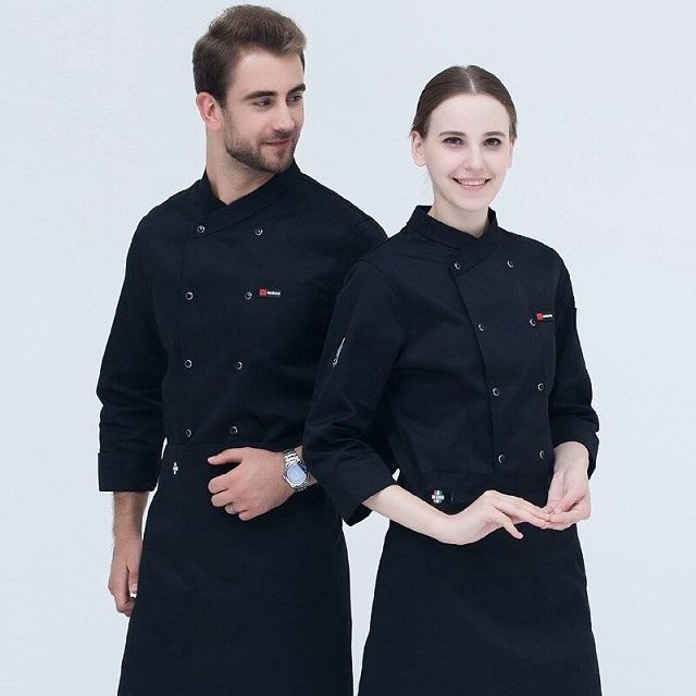 Mẫu đồng phục cho các đầu bếp