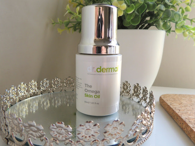 Winter Beauty Lifesavers || dr.dermal The Omega Skin Oil || Jane Wonder
