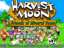 Cara Menggunakan Kode Cheat Breaker Harvestmoon: Friends of Mineral Town