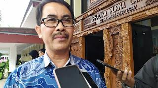 JDU PDAM Kabupaten Cirebon Terpasang Tahun 2020