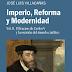 Novedad || Imperio, Reforma y Modernidad, vol. II de José Luis Villacañas