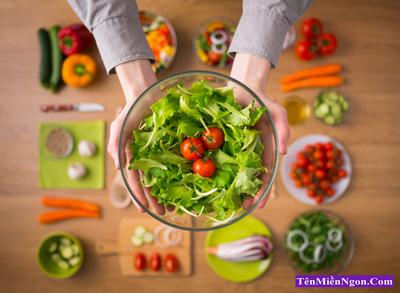 Chế độ ăn uống khi bị ung thư Vú ?