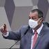 """NO SENADO: Omar Aziz diz ser prematuro falar em prorrogação da CPI: """"Pretensão é acabar em três meses"""""""
