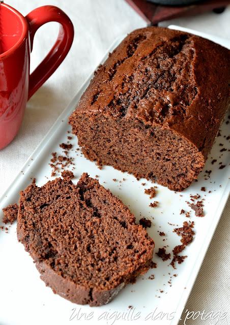 Cake au chocolat, de Julien Merceron