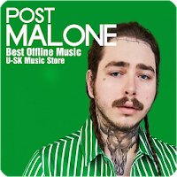 Post Malone - Best Offline Music Apk free Download for Android