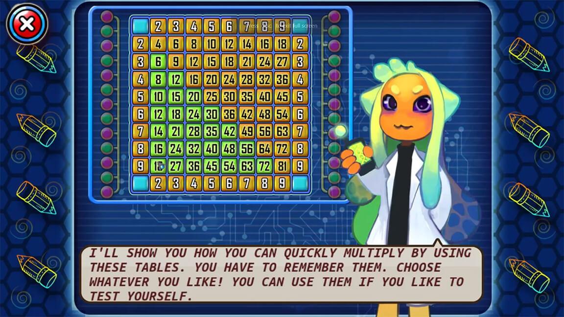 لعبة الاطفال Star Arithmetic