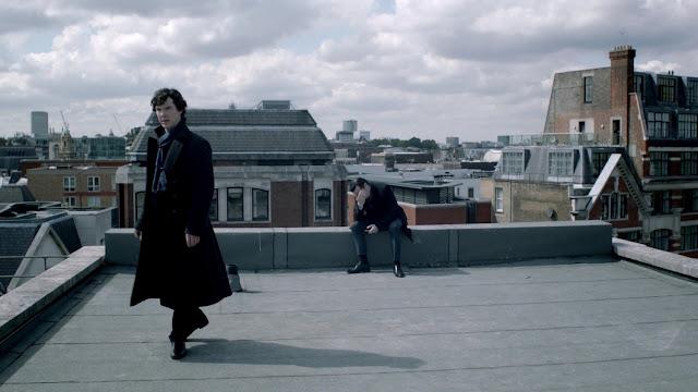 Final da segunda temporada de Sherlock é atração desta terça na TV Brasil
