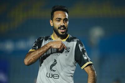 ترتيب هدافى الدورى المصري بعد مباراة بيراميدز ووادى دجلة