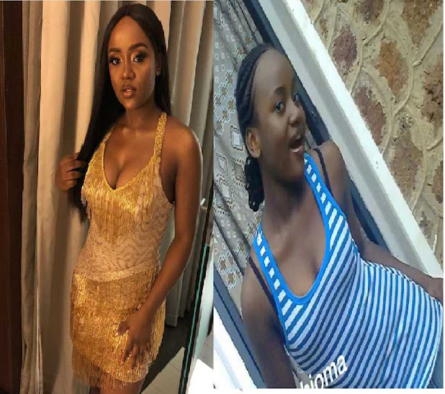 Then Vs Now: Throwback Photos Of Davido's Girlfriend, Chioma.,See Transformation