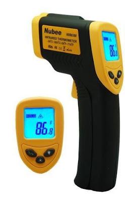 Nubee temperature gun review
