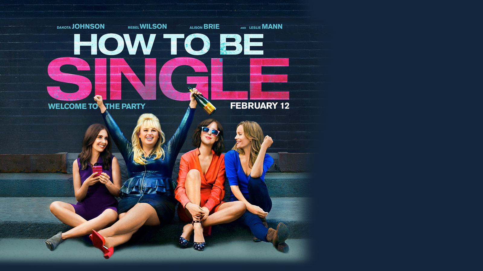 """A New Perspective On Being A Single Girl In The City""""how To Be Single  Movieing Out Friday!"""