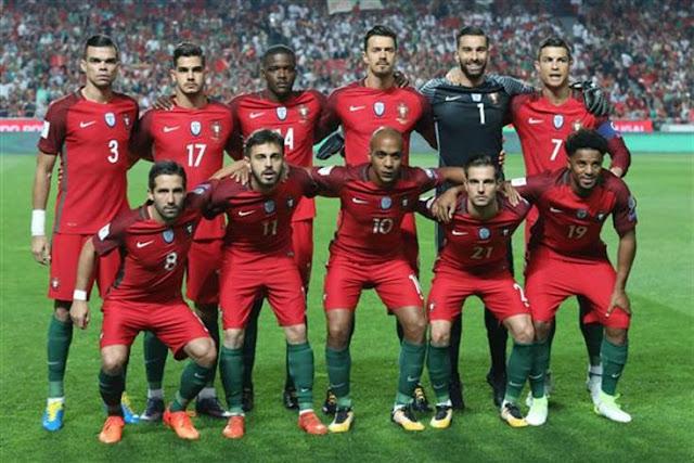 Jogo Portugal-Suíça foi o programa de televisão mais visto em 2017