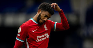 Joe Gomez becomes 13th Liverpool player sidelined with injury or Covid