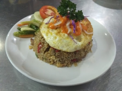 Nasi Goreng Khas Strawberry Delight Cirebon