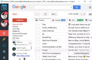 programmi gmail
