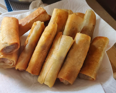Food for the night, Lumpia
