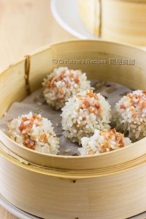 鴛鴦臘腸珍珠丸子 Lap Chang Pearl Meatballs03