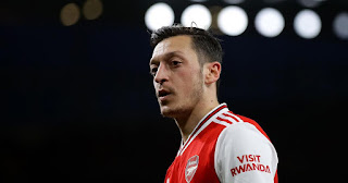 'If I don't want to win a cup, I will move Tottenham: Arsenal midfielder Ozil