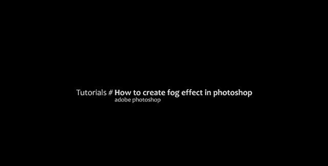 Как создать/убрать туман-дымку в Фотошопе