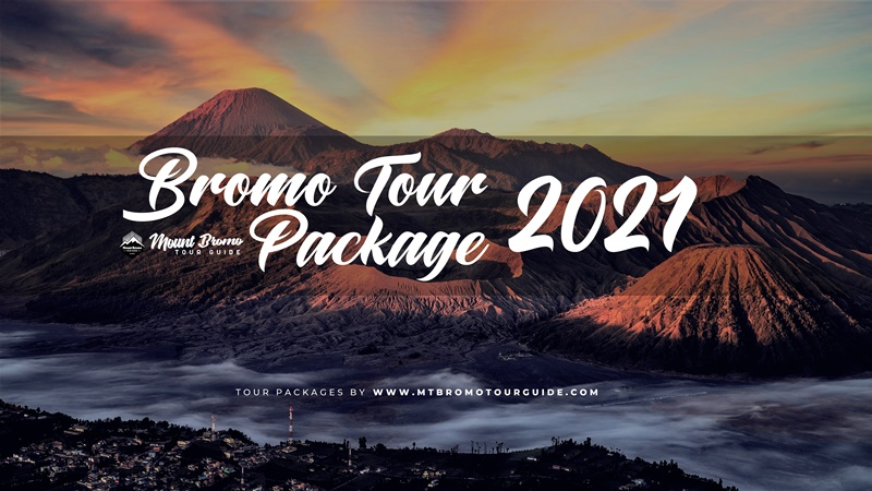 mount bromo tour package 2021