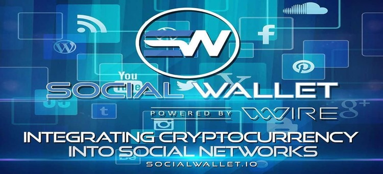 ICO Social Wallet - Mengkombinasikan Sosial Media Dengan Wallet Cryptocurrency