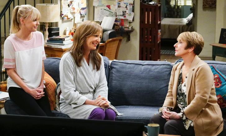 Mom - Episode 5.19 - A Taco Bowl and a Tubby Seamstress - Promo, 3 Sneak Peeks, Promotional Photos + Press Release