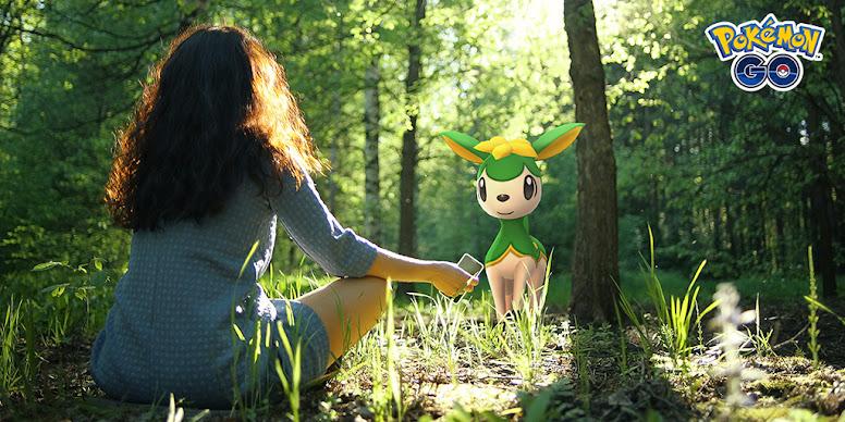 Pokémon GO Temporada de Descobertas